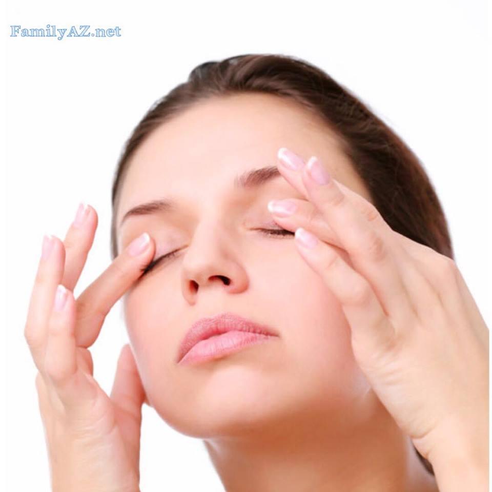 Yoga cho đôi mắt