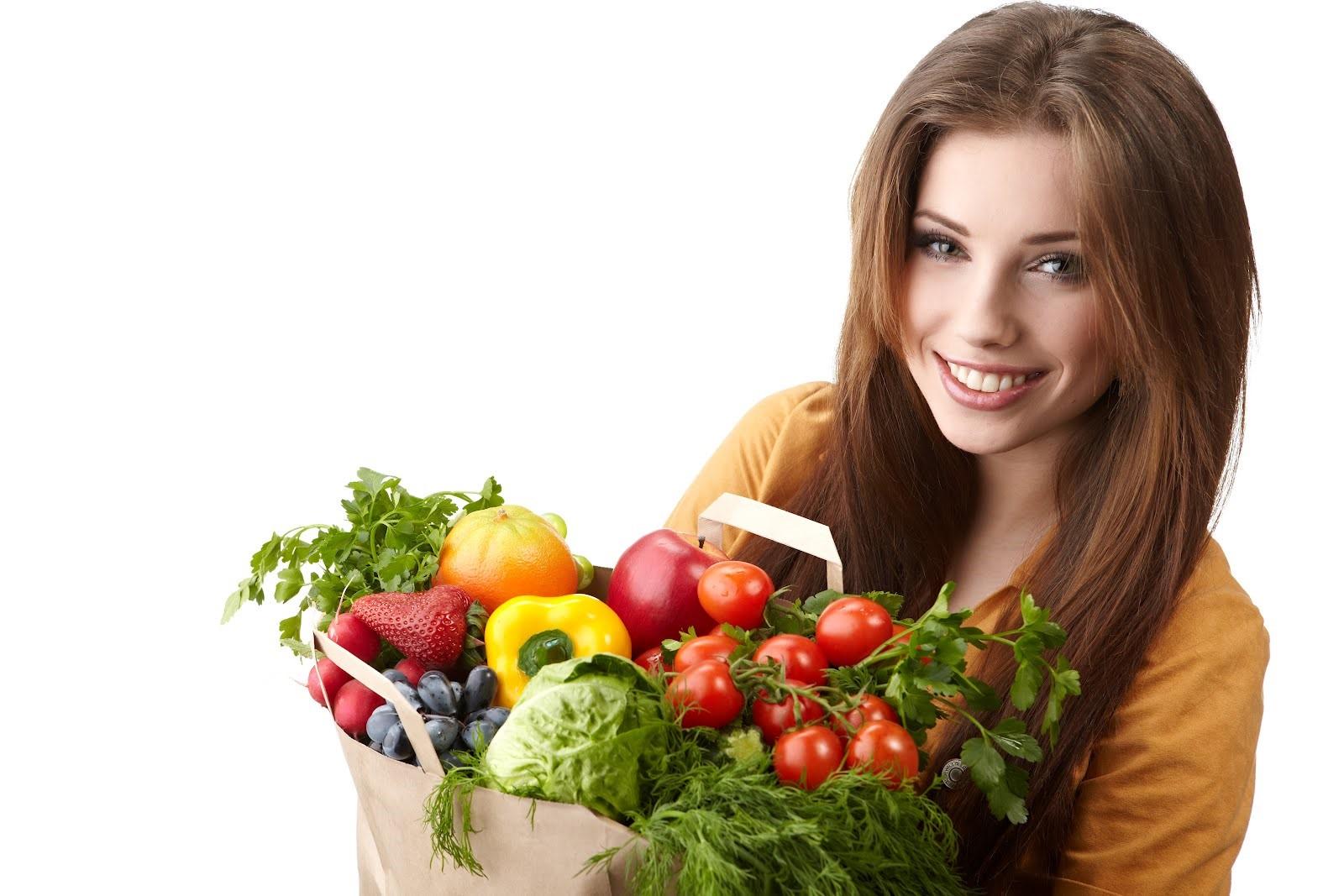 Thực phẩm bổ sung khí huyết phụ nữ