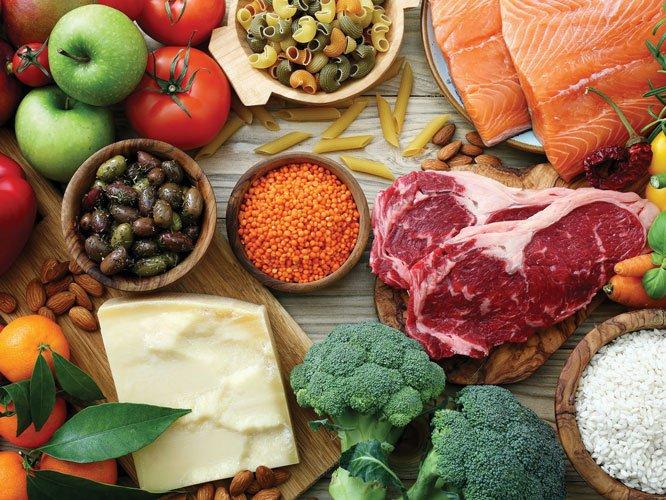 Chế độ ăn uống đảm bảo sức khỏe trong mùa Đông