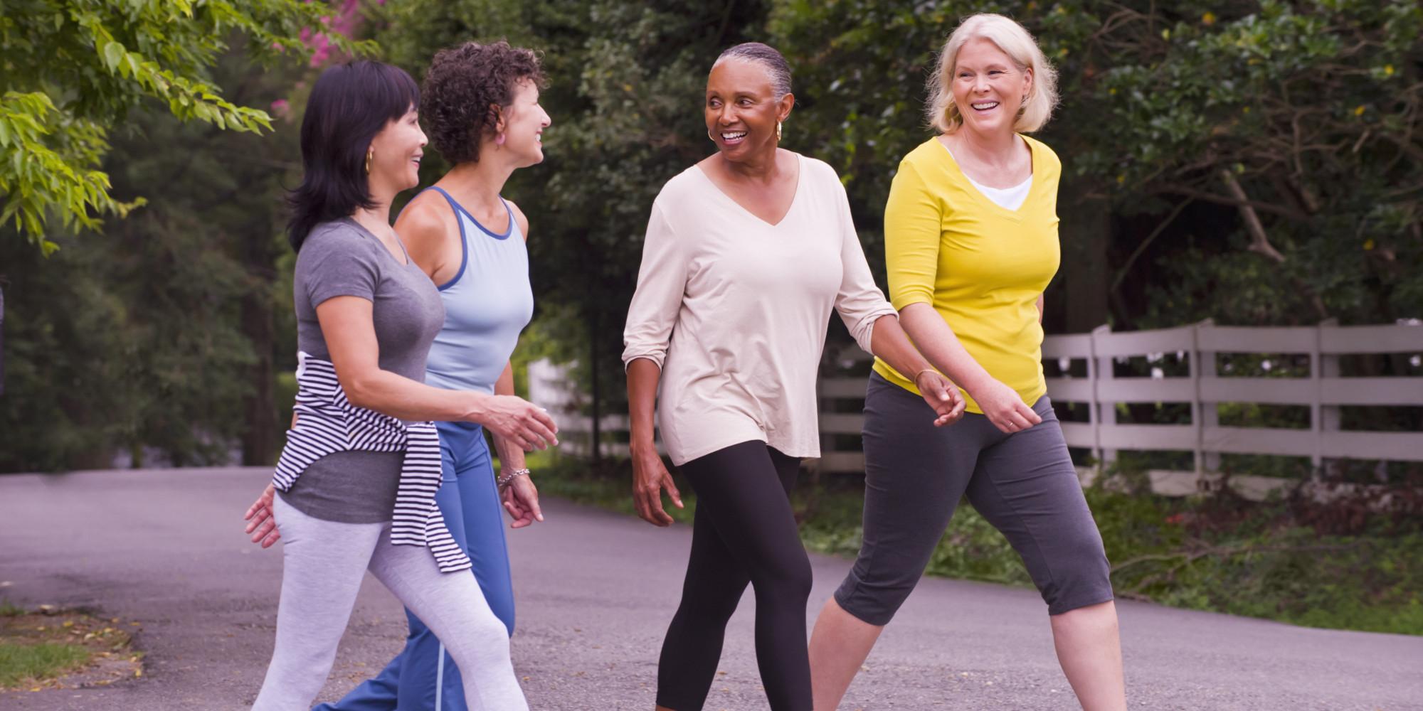 bài tập thể dục cho phụ nữ U50