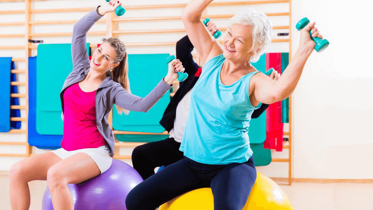 Sức khỏe phụ nữ tuổi trung niên