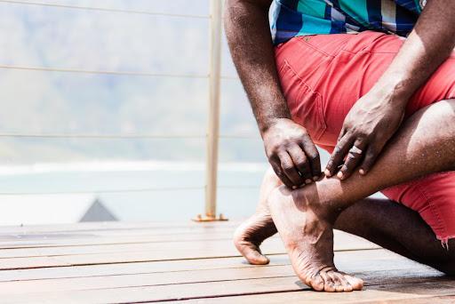 Điều trị đứt gân gót chân hiệu quả