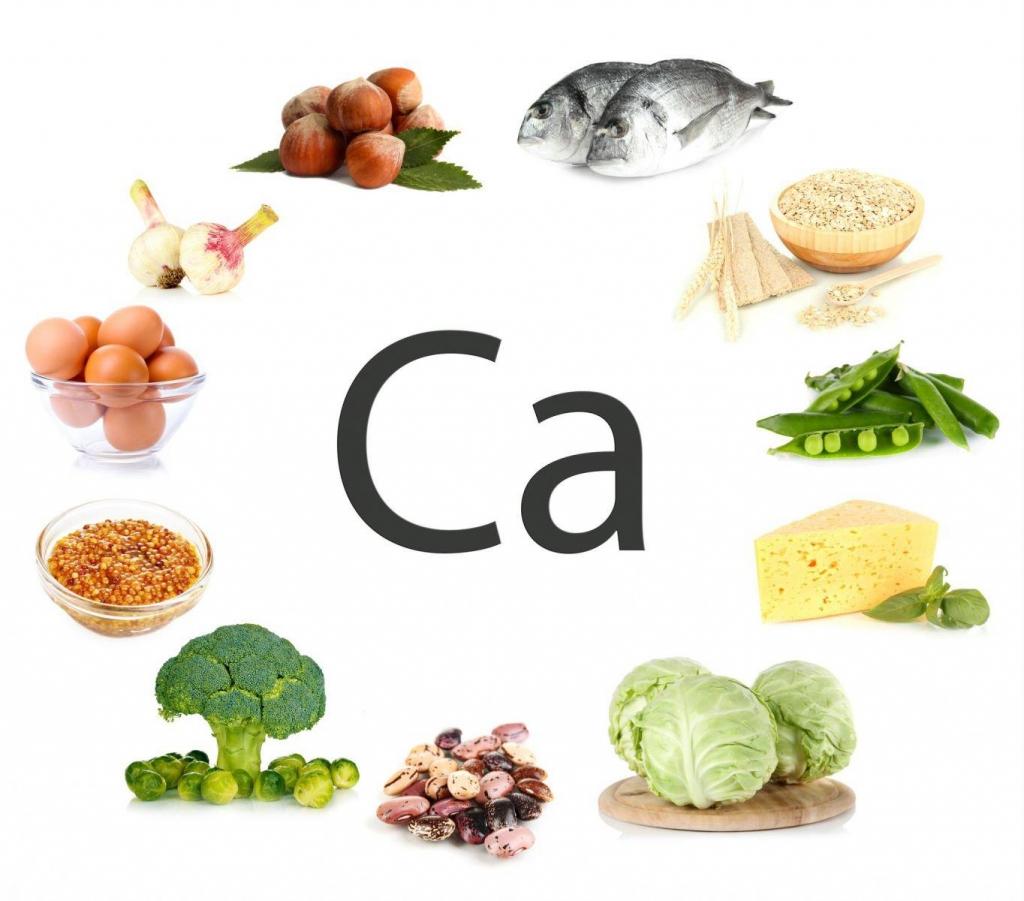Chế độ ăn uống khoa học giúp bổ sung canxi