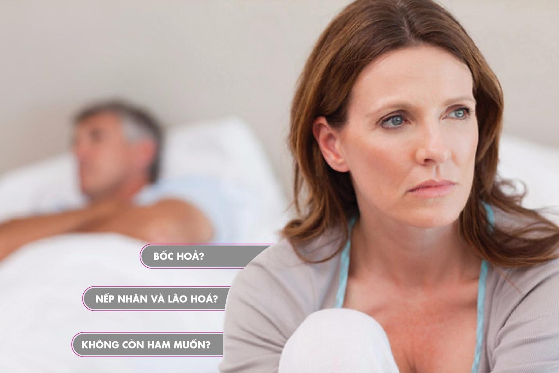 Dinh dưỡng phụ nữ mãn kinh