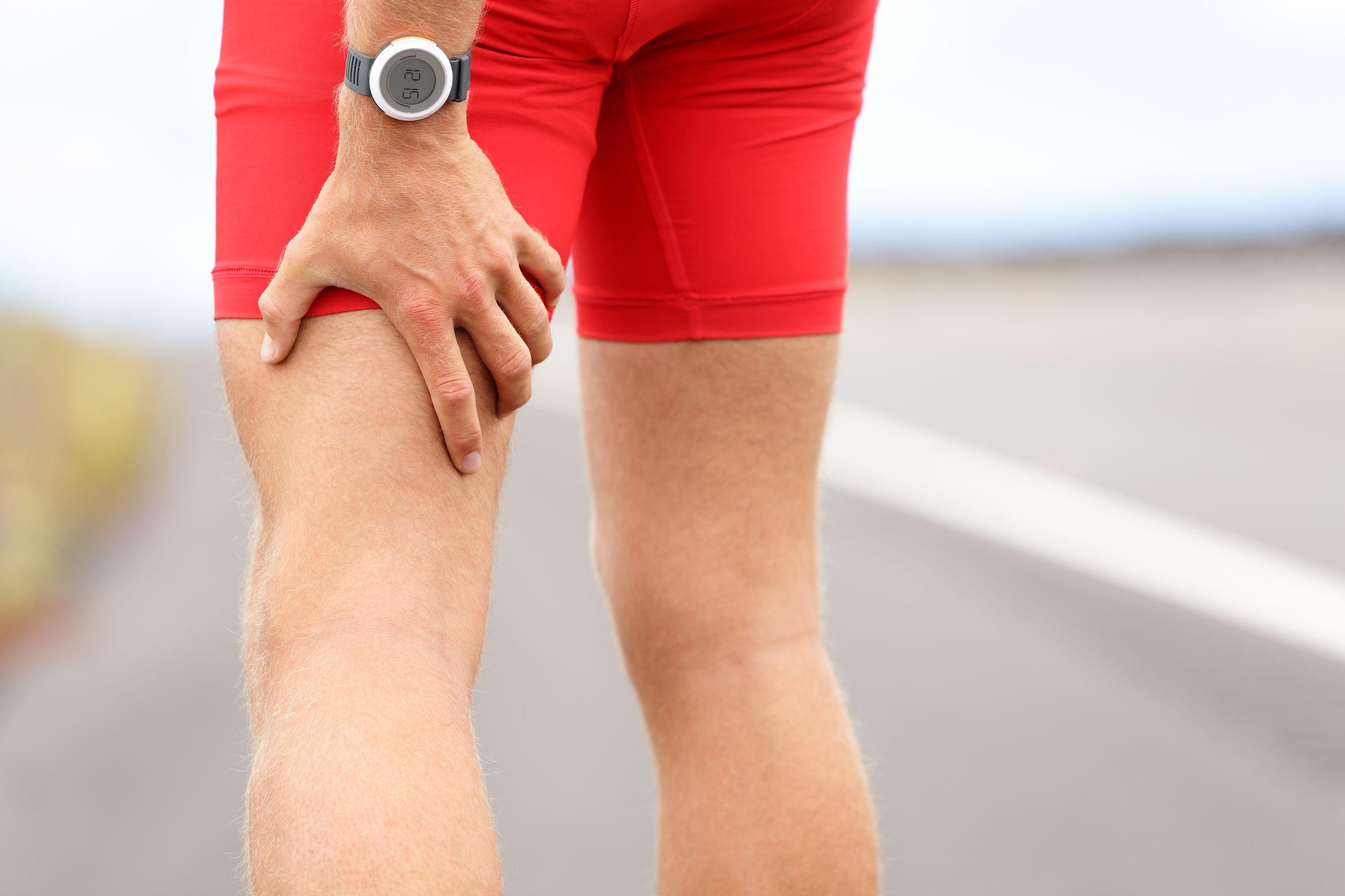 Chấn thương gân kheo không còn quá xa lạ với người chơi thể thao
