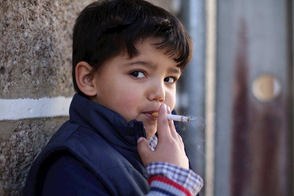 Thuốc lá ảnh hưởng tới sức khỏe thanh thiếu niên