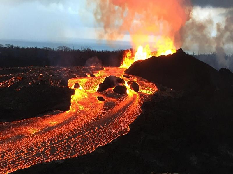 Kilauea nước mỹ