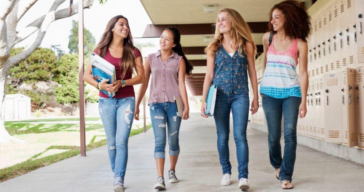 khỏe mạnh với tuổi thanh thiếu niên