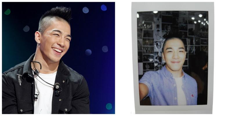 idol Taeyang (Big Bang)