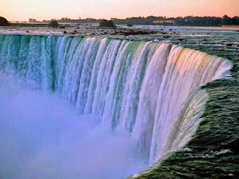 Thác Niagara nước mỹ