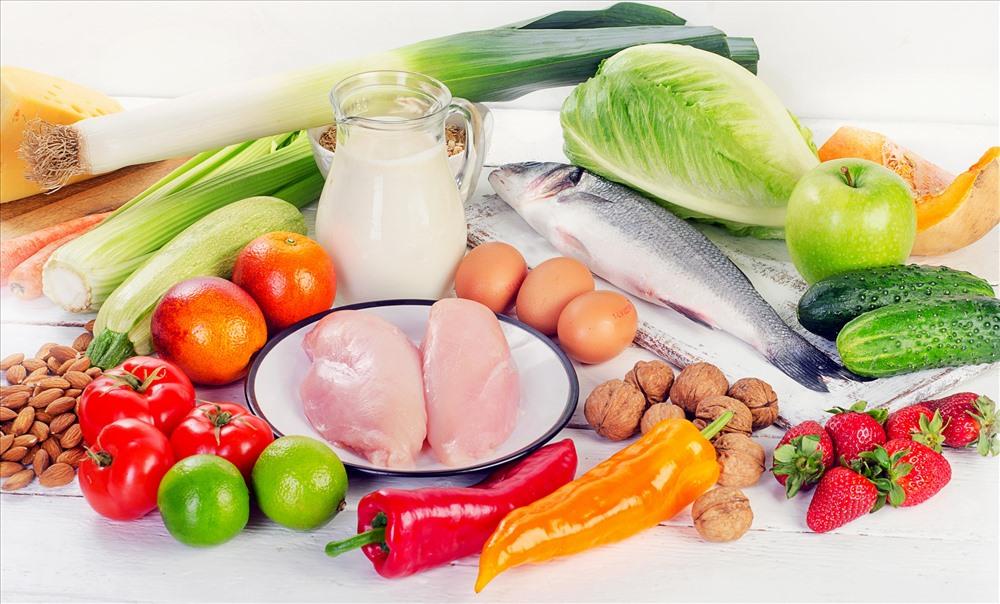 thay đổi chế độ dinh dưỡng