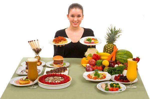 Thực phẩm dành cho những phụ nữ tuổi 40